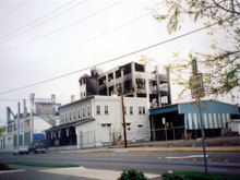 VDC Plant After 1992 Fire